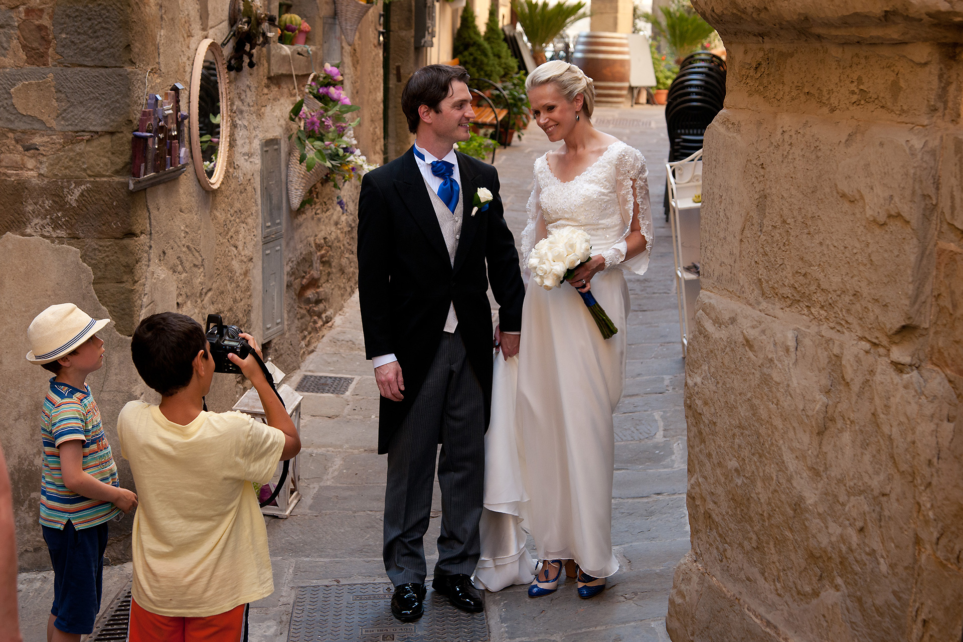 Cortona Weddings